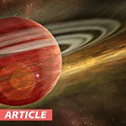 Astronomers Discover Rule Breaking Exoplanet